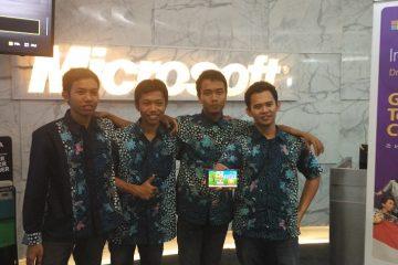 Finalis Microsoft Imagine Cup 2016